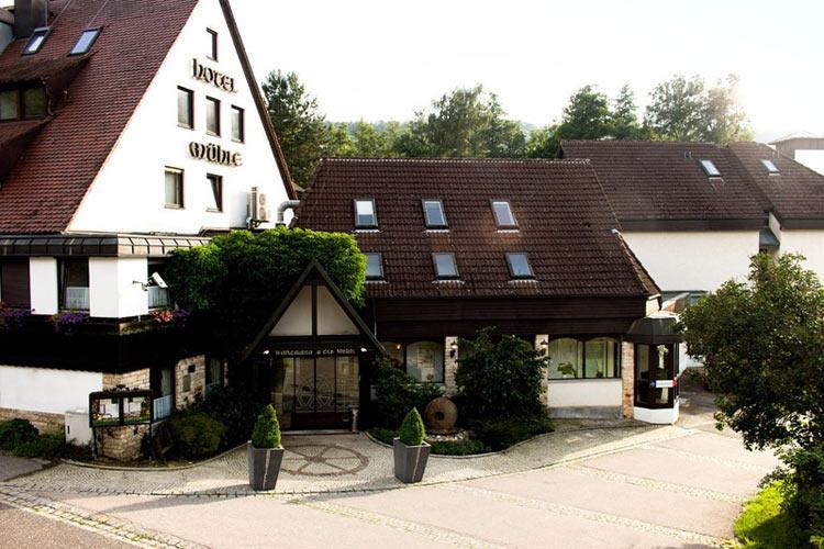 Das Motorradhotel in der Hersbrucker Schweiz - Kainsbacher Mühle