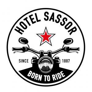 Logo - Hotel Sassor - Das Motorradhotel im Sauerland - Bergisches Land - Siegerland