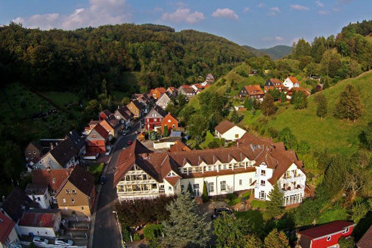 Das Motorradhotel im Harz - Hotel Sauerbrey - Harz - Eichsfeld - Saale Unstrut - Eichsfeld