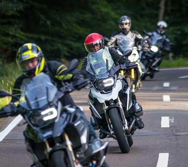 Das Motorradhotel in der Pfalz - Waldhotel Eisenberg - Elsass - Luxemburg