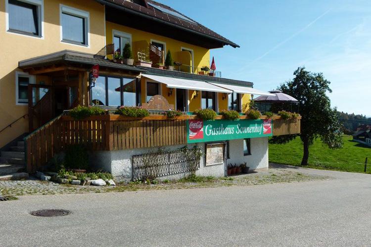Motorradhotel Böhmerwald - Gasthaus Pension Sonnenhof - Dreiländereck - Bayerischer Wald
